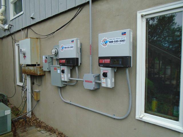 Solar PV Balance of System in Honeoye Falls, NY