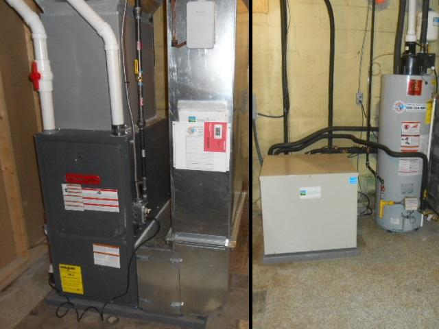 Furnace Replacement with Geothermal Heat Pump in Tully, NY