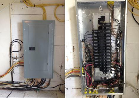 Electrical Panel Upgrade in Willard, NY - After Photo