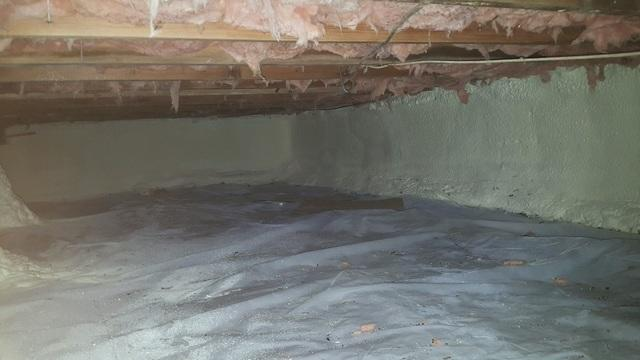 Crawl Space Insulation in Syracuse, NY