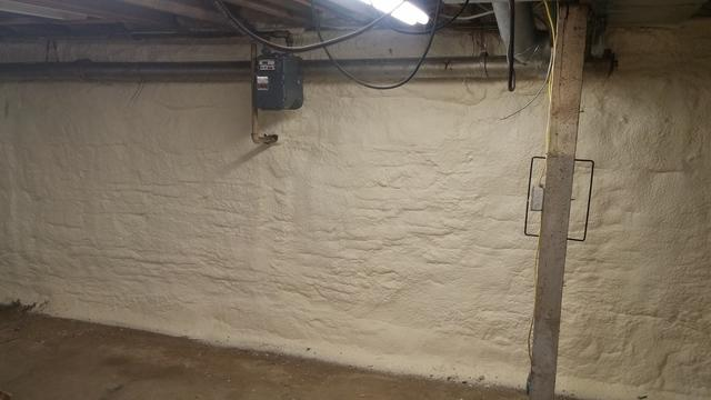 Spray Foam Insulation in Painted Post, NY