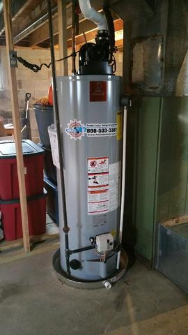 Water Heater Installation in Lansing, NY