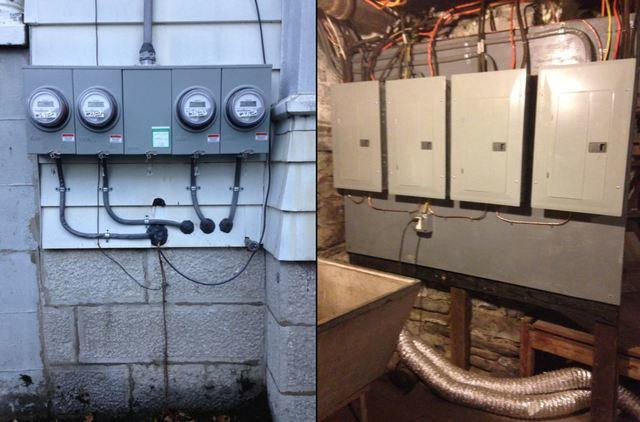 Electric Upgrade for Cortland, NY Home - After Photo