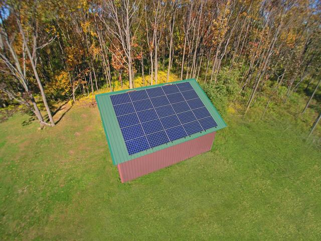 Solar Install in Middlesex, NY