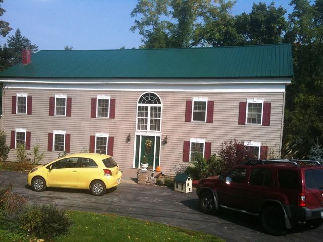 Jordan, NY Home Gets Fitted with Solar