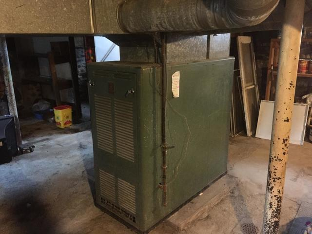 Furnace Replacement in Lyons, NY