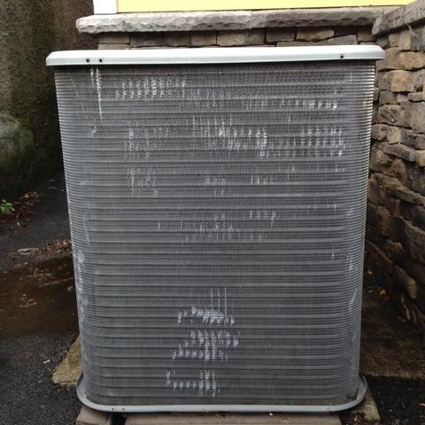 A/C Service in Ithaca, NY - After Photo