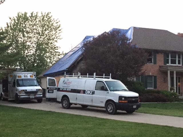 Disaster Clean-up in Vernon HIlls IL