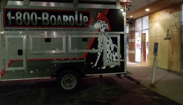 Boardup in Buffalo Grove IL