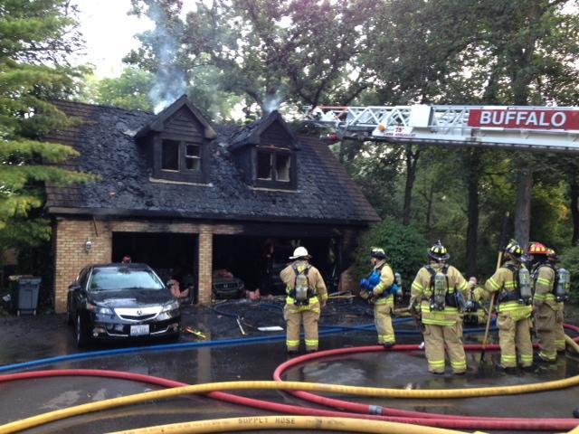Fire Damage Restoration in Buffalo Grove, IL