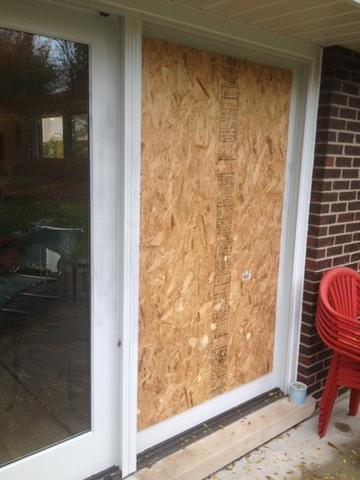 Vandalism Restoration in Glencoe, IL