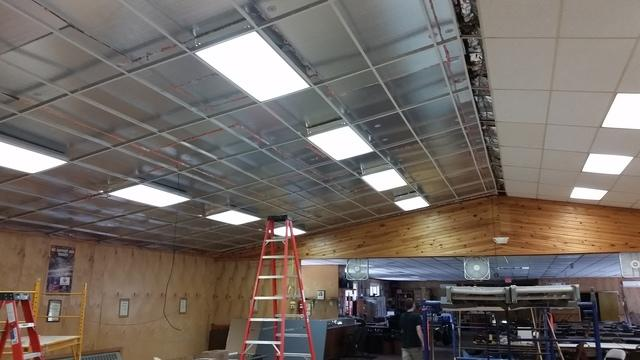 SilverGlo Installed to Improve Comfort in Orono, ME Commercial Building