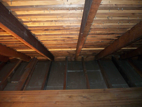 Attic Cleaning in Stamford, CT - After Photo