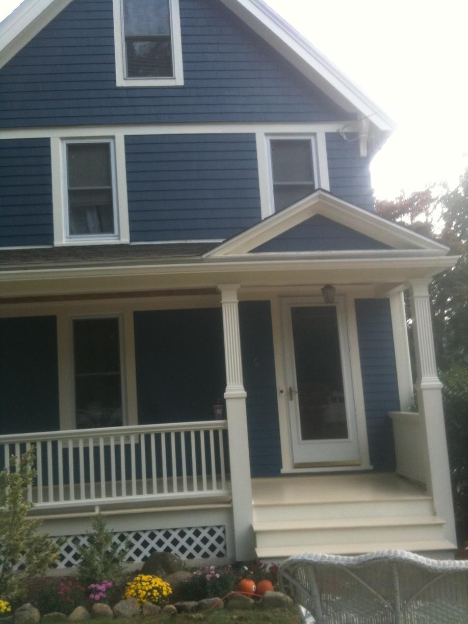 Exterior Painting in Stratford, CT - After Photo