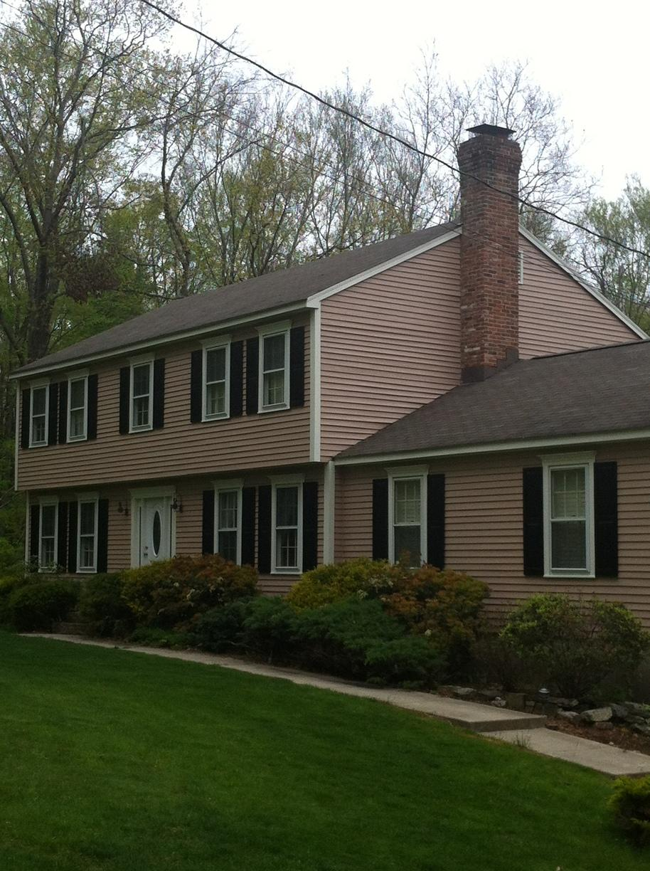 An Easton, CT Exterior Paint Job - After Photo