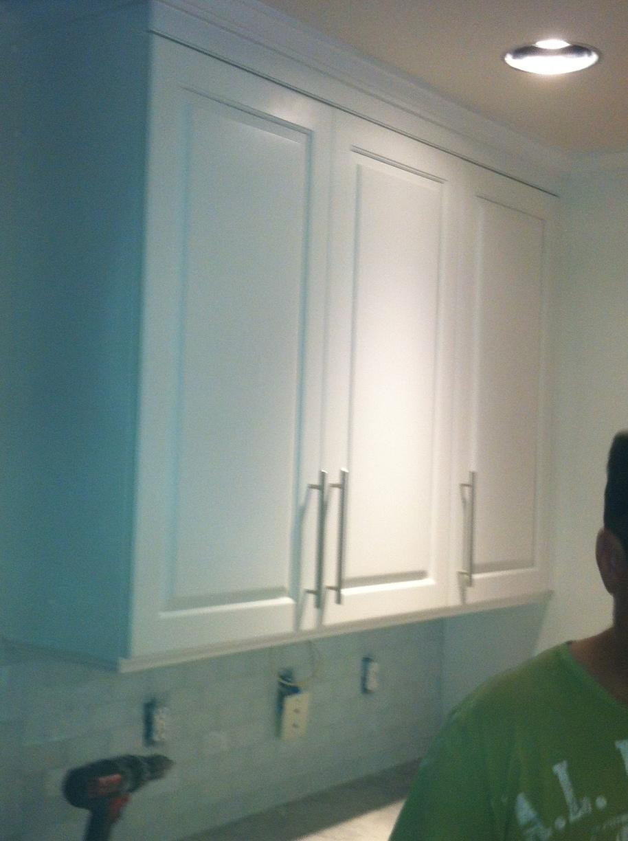 Cabinet Refacing in Monroe, CT - After Photo
