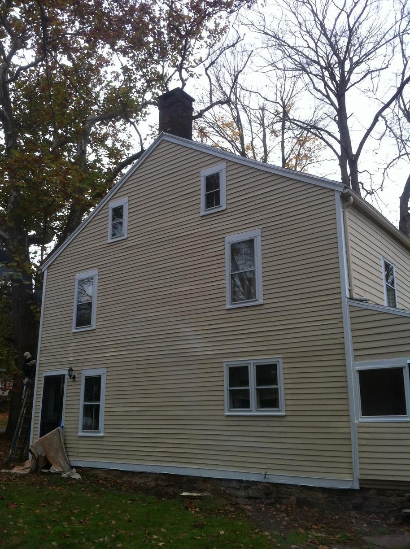 Shelton, CT Exterior Paint Job - After Photo