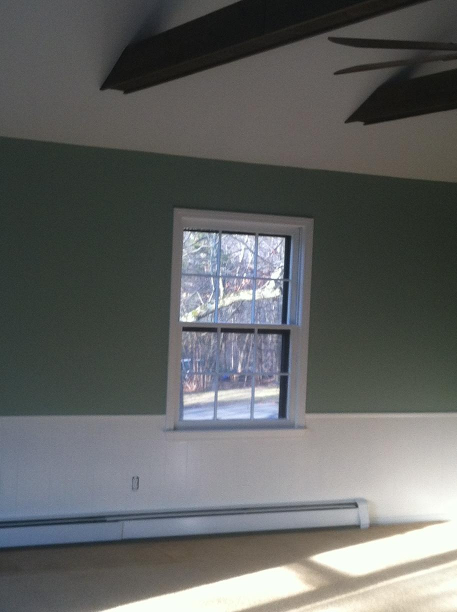 Painting a Bonus Room in Monroe, CT - After Photo