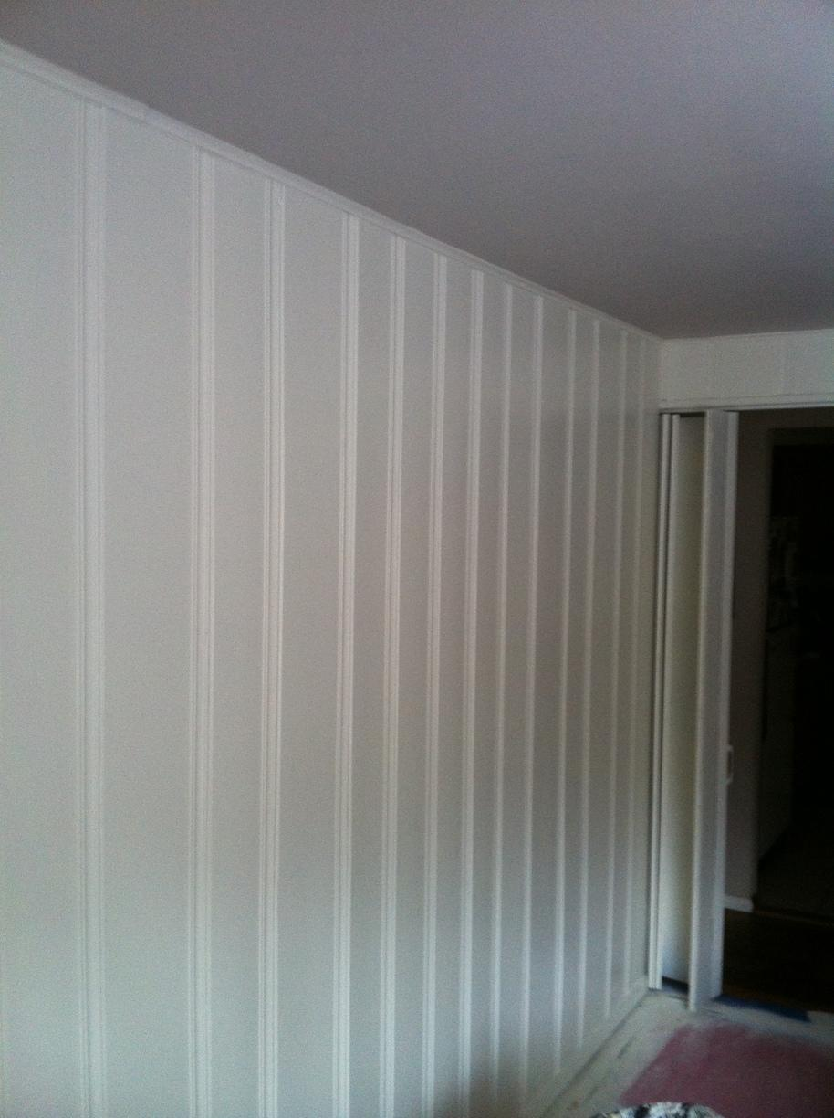 Wood Panel Painting - After Photo