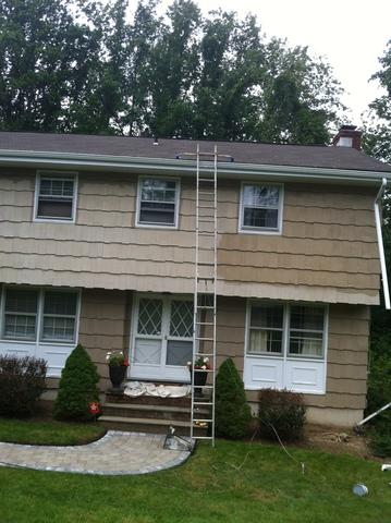 A Home In Trumbull, CT - Before Photo