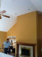 Living Room Trumbull, CT