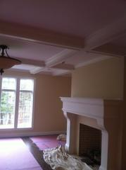 Fireplace and Accent Wall in Middletown, CT