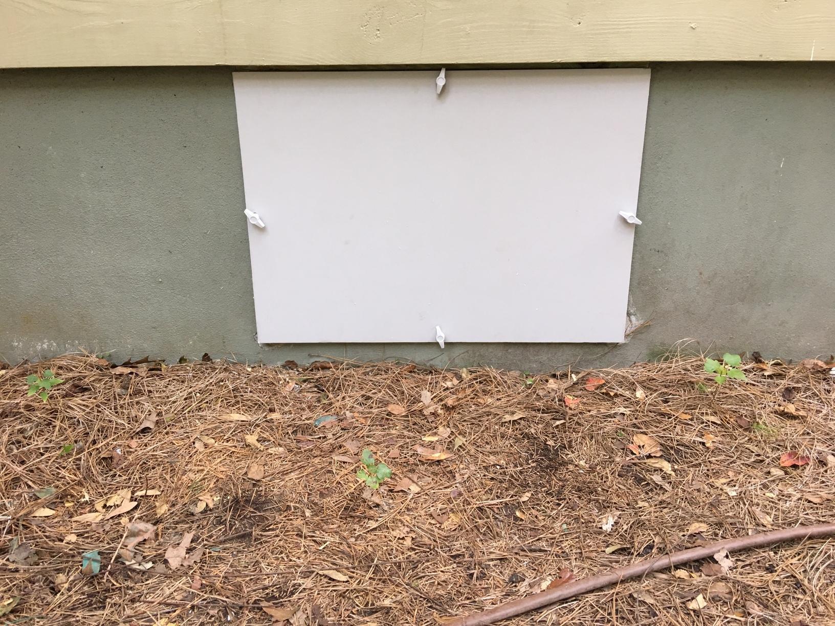 Sagging Floors & Sheet Rock Cracks Worries Homeowner in Mayesville, SC - After Photo