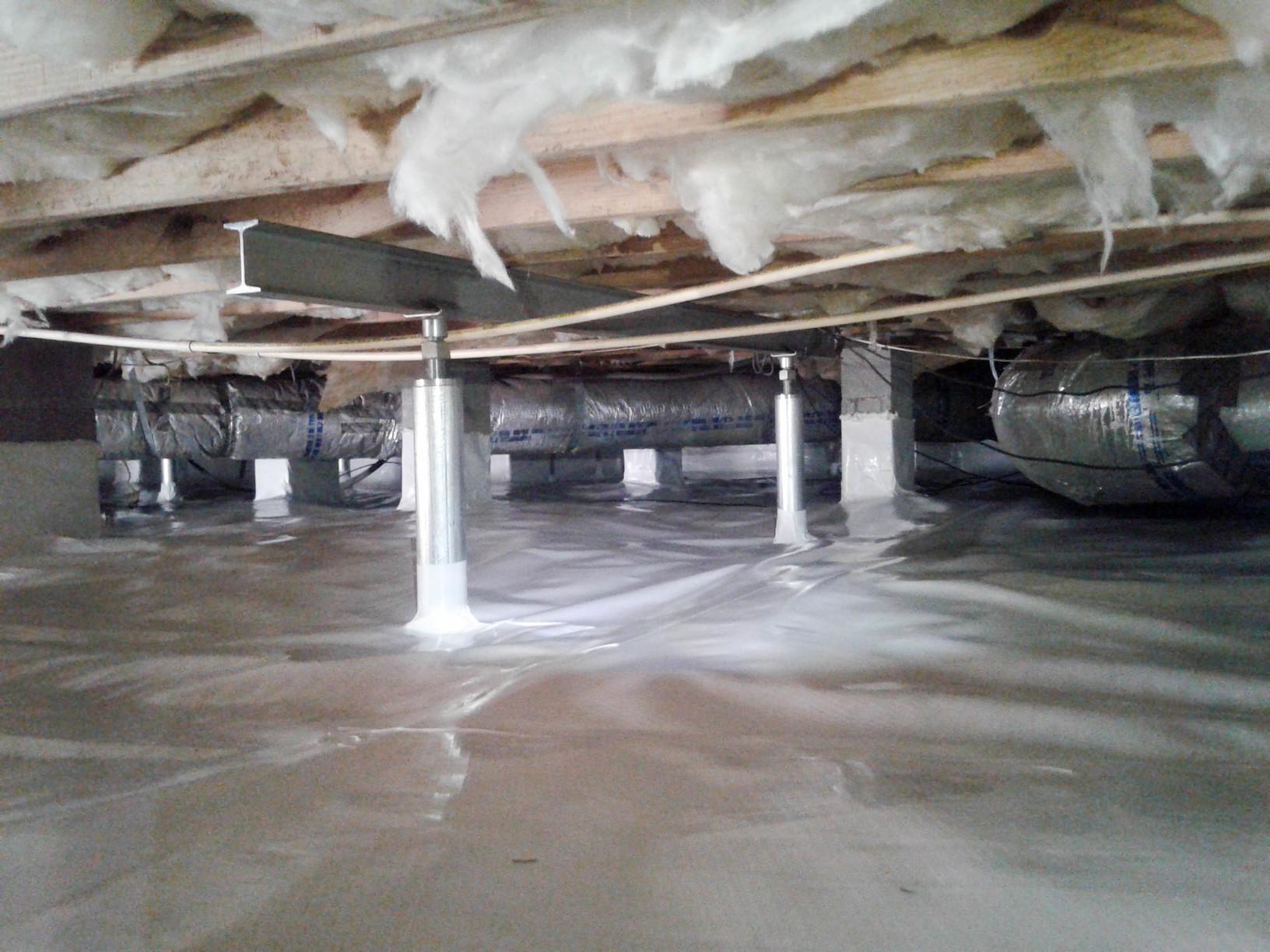 SmartJacks Make Homeowner Feel Safer in Her Home in Hartsville, SC - After Photo