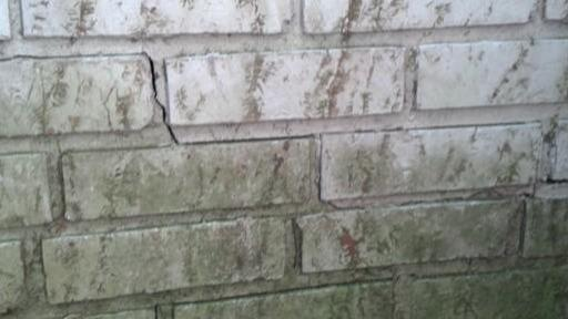 Push Piers Repair Cracks in Charlotte, NC - After Photo
