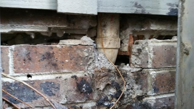 Myrtle Beach Home's Foundation Lifted a Whole Foot Using Push Piers!