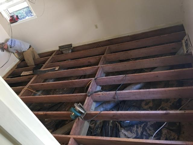 Rotten, Moldy Wood Repaired in Kingstree, SC