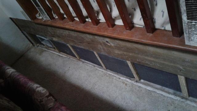 Rotten Wood Beam Replaced in Clemson, SC Home