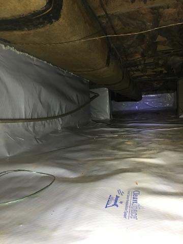 Homeowner Breathes Cleaner Air Thanks to Crawl Space Encapsulation in Sullivans Island, SC