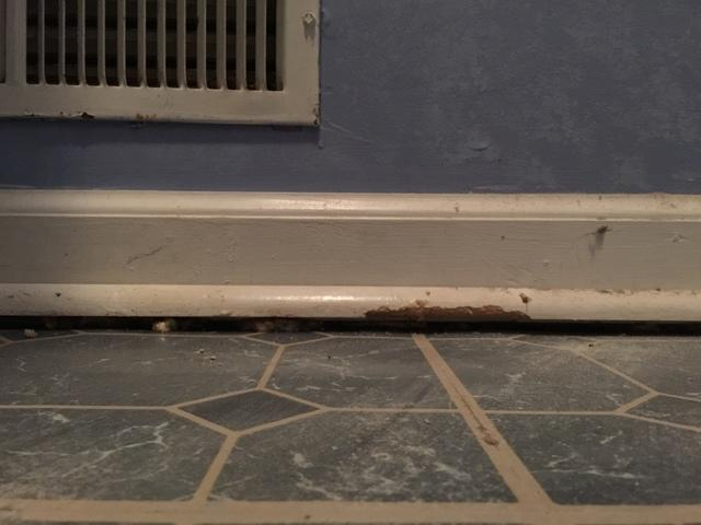 3 Inch Gap Closed in Awendaw, SC Home