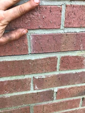 Exterior Cracks Closed in Abbeville, SC Home