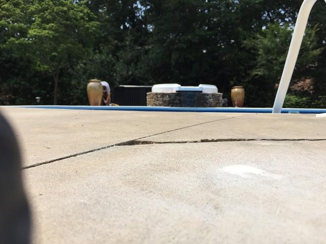 PolyLevel Levels Pool in Moore, SC