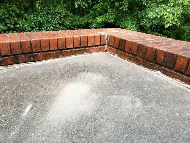 PolyLevel Rejuvenates Old Patio in Seneca, SC