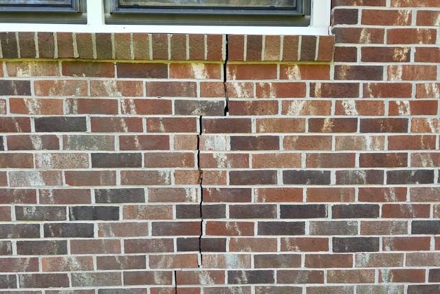 Push Piers Make Crack Disappear in Williamston, SC