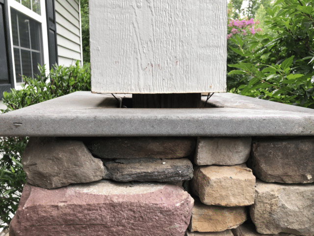PolyLevel Repairs Column for Homeowners in Liberty, SC