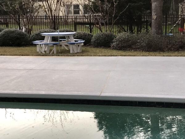 Pool Deck Cracks and Sinking Problems No More