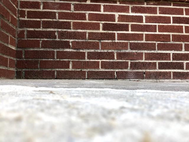 Concrete Patio in Saint Matthews Gets a Lift!