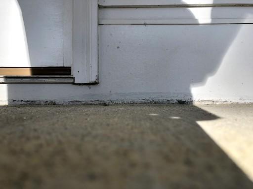 Sinking Concrete Porch in Grovetown, GA
