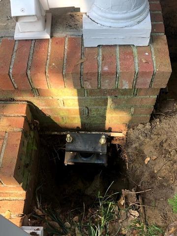 Foundation Cracks in Charleston SC Repaired