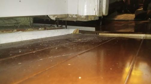 Solutions to Sagging Floors in Awendaw SC