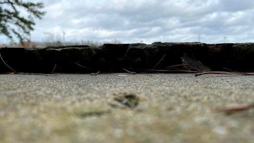 Hazardous, Sinking Porch Raised with PolyLevel Solution in Marion SC