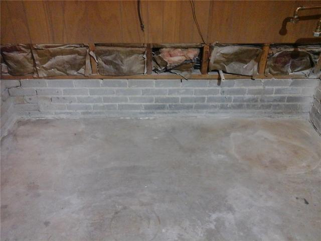Concrete Slab Foundation Raised by PolyLEVEL in Columbia, SC