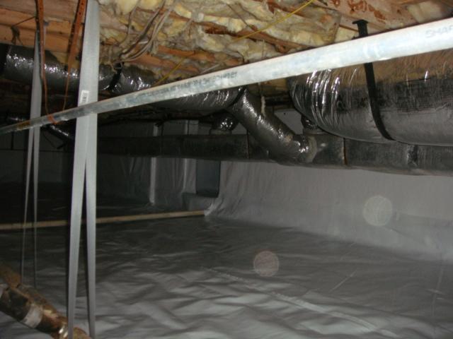 Crawl Space Repair in Aiken, SC