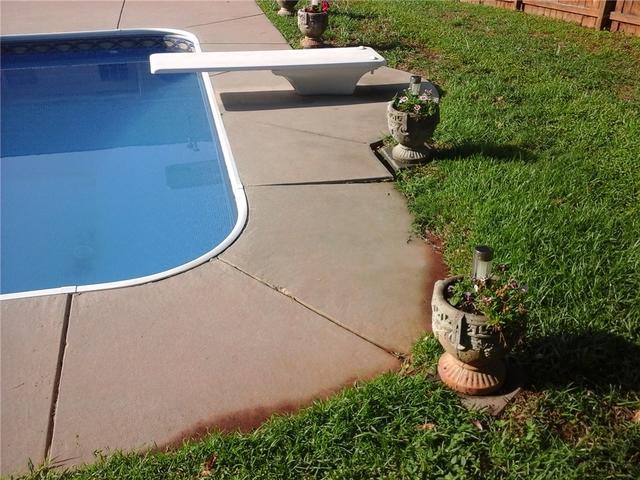 Tripping Hazard on Lexington, SC Pool Fixed