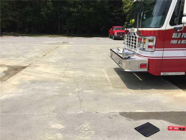 Polylevel and Nexus Pro Helps Firefighters in Ladson, SC