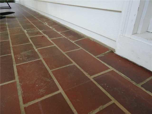 Edgefield, SC Patio and Pool Deck PolyLEVELed for Safety Concerns
